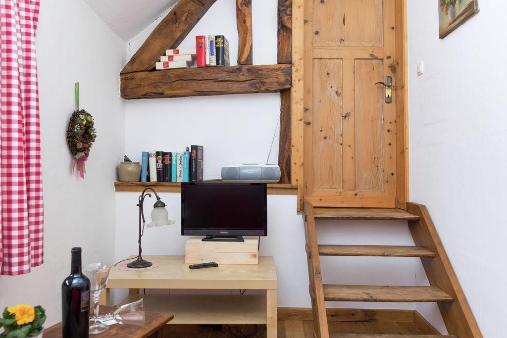 Sfeervol appartement nabij monschau met geweldige ligging voor wandelingen - Boerderijvakanties.nl