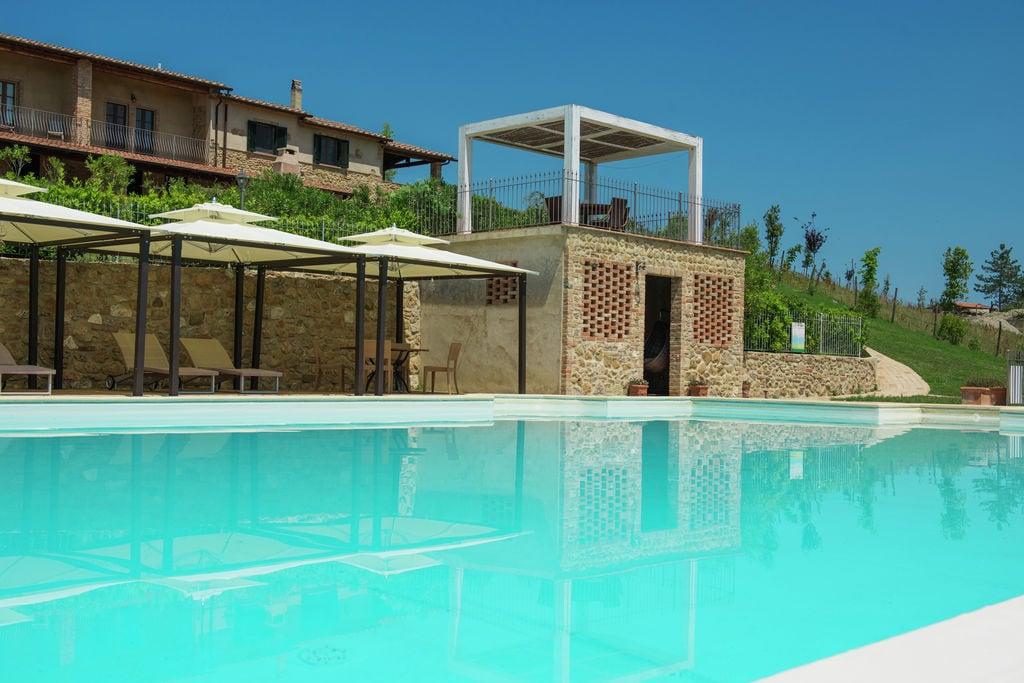 Vakantiewoning italie - Toscana Appartement IT-56040-57 met zwembad  met wifi