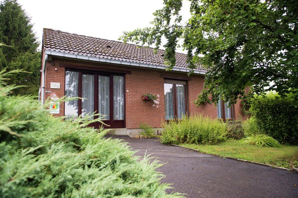 Vakantiewoning huren in Henegouwen -   met wifi  voor 4 personen  In 2011 volledig gerenoveerde vaka..