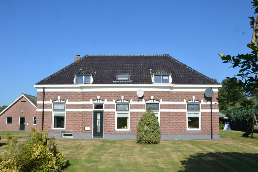 Landelijke vakantiewoning in de Achterhoek met tuin en terras - Boerderijvakanties.nl
