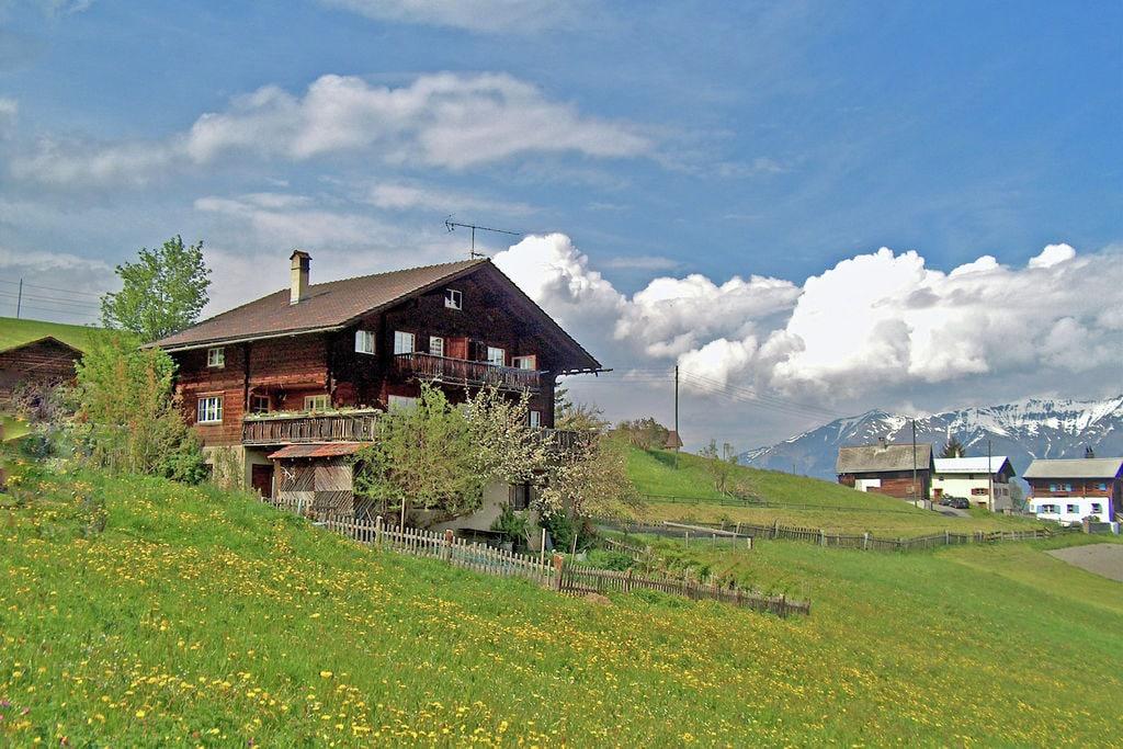 Vakantiewoning Zwitserland, Graubunden, Tschappina Appartement CH-7428-03