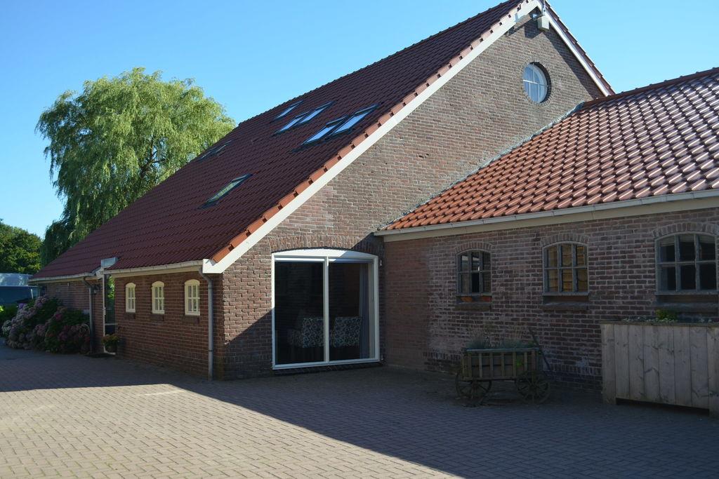Landelijk gelegen en comfortabele groepsaccommodatie in het Drents-Friese Wold - Boerderijvakanties.nl