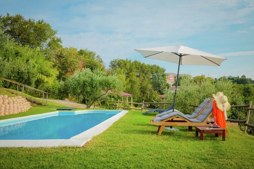 Appartementen Marche te huur Morro-D'alba- IT-60030-02 met zwembad  met wifi te huur