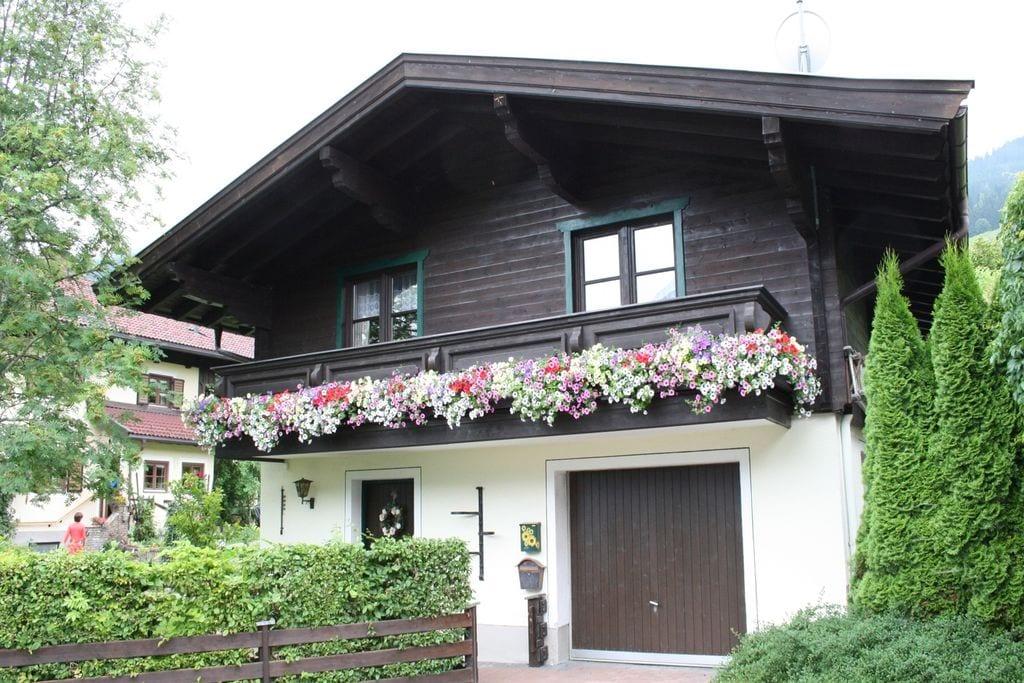 Vrijstaand chalet in Salzburgerland nabij de skipiste - Boerderijvakanties.nl