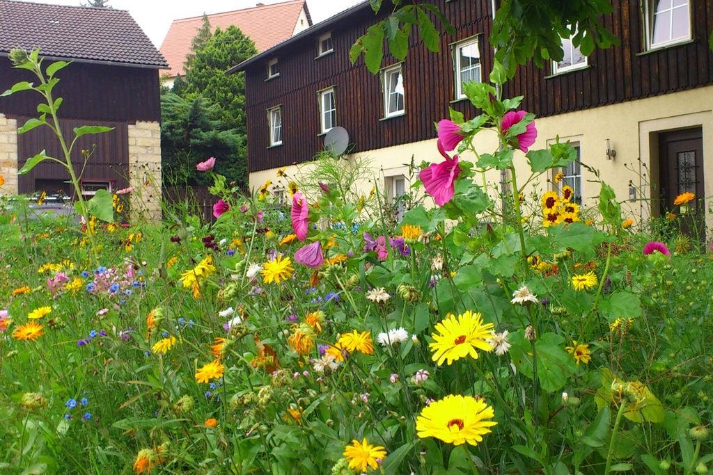Appartement huren in Saksen -   met wifi  voor 2 personen  Het dorp Weissig ligt midden in he..