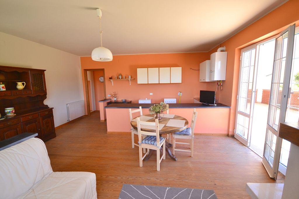 Vakantiewoning Italië, lig, Carro Appartement IT-19028-02