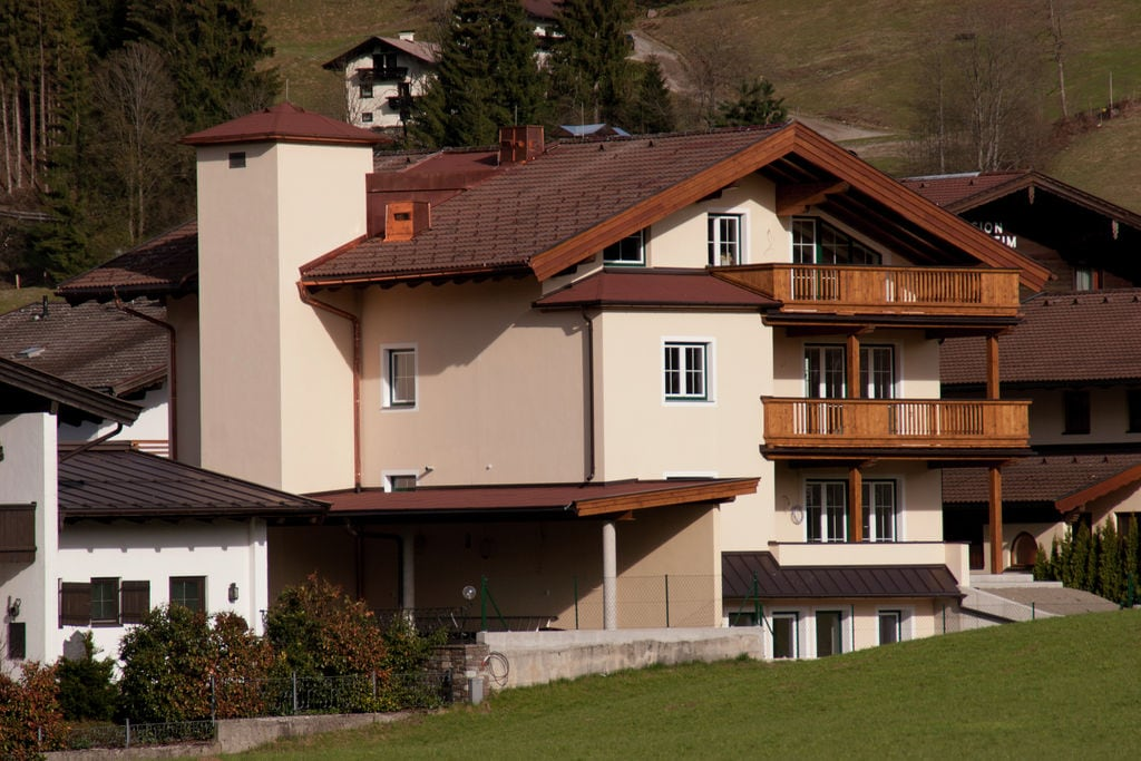 Luxe ingericht appartement in Tirol nabij skilift - Boerderijvakanties.nl