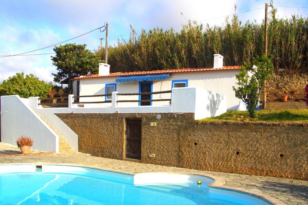 Mafra- Vakantiewoning met zwembad  met wifi te huur