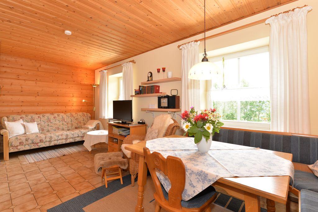 Ruim vakantiehuis in Drachselsried dicht bij het skigebied - Boerderijvakanties.nl
