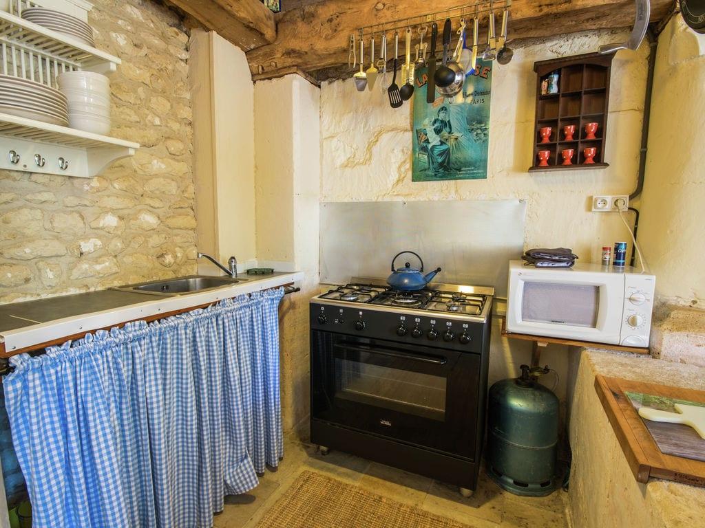 Ferienhaus Malerisches Landhaus in Champagnac mit privatem Pool (1404827), Jonzac, Atlantikküste Charente-Maritime, Poitou-Charentes, Frankreich, Bild 12