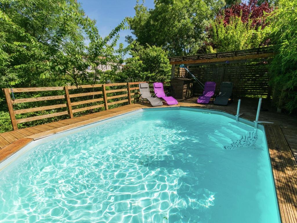 Ferienhaus Malerisches Landhaus in Champagnac mit privatem Pool (1404827), Jonzac, Atlantikküste Charente-Maritime, Poitou-Charentes, Frankreich, Bild 5