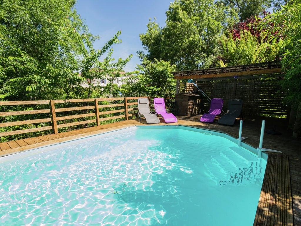 Ferienhaus Malerisches Landhaus in Champagnac mit privatem Pool (1404827), Jonzac, Atlantikküste Charente-Maritime, Poitou-Charentes, Frankreich, Bild 6