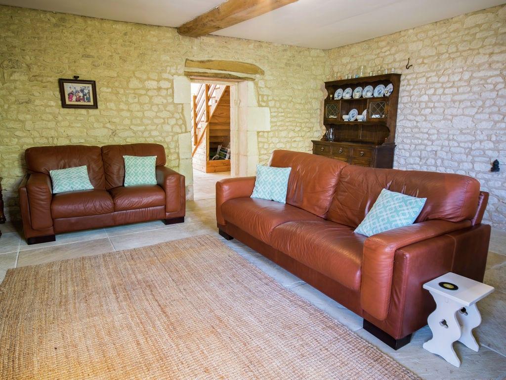 Ferienhaus Malerisches Landhaus in Champagnac mit privatem Pool (1404827), Jonzac, Atlantikküste Charente-Maritime, Poitou-Charentes, Frankreich, Bild 8