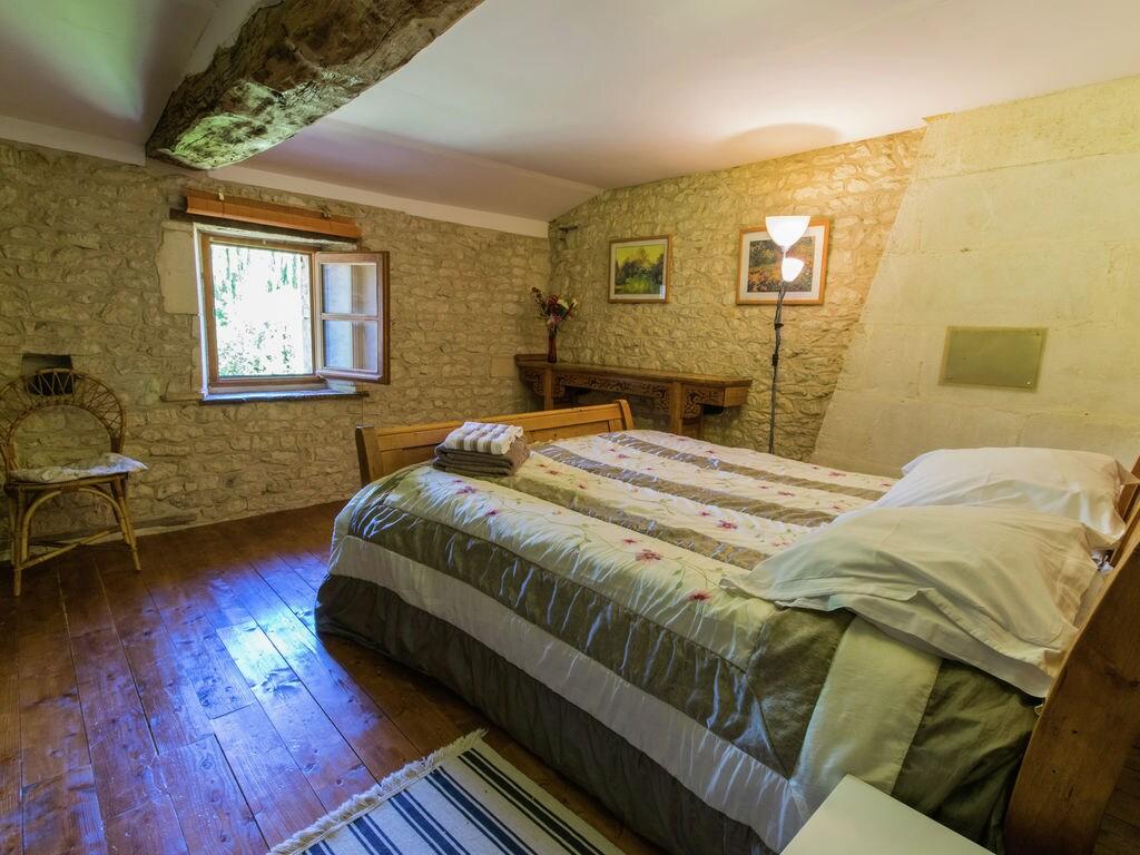 Ferienhaus Malerisches Landhaus in Champagnac mit privatem Pool (1404827), Jonzac, Atlantikküste Charente-Maritime, Poitou-Charentes, Frankreich, Bild 18
