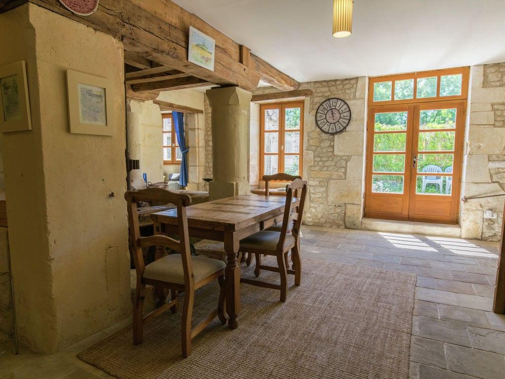 Ferienhaus Malerisches Landhaus in Champagnac mit privatem Pool (1404827), Jonzac, Atlantikküste Charente-Maritime, Poitou-Charentes, Frankreich, Bild 15