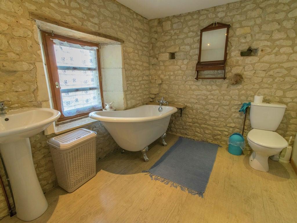 Ferienhaus Malerisches Landhaus in Champagnac mit privatem Pool (1404827), Jonzac, Atlantikküste Charente-Maritime, Poitou-Charentes, Frankreich, Bild 21