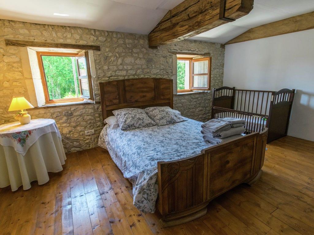 Ferienhaus Malerisches Landhaus in Champagnac mit privatem Pool (1404827), Jonzac, Atlantikküste Charente-Maritime, Poitou-Charentes, Frankreich, Bild 19