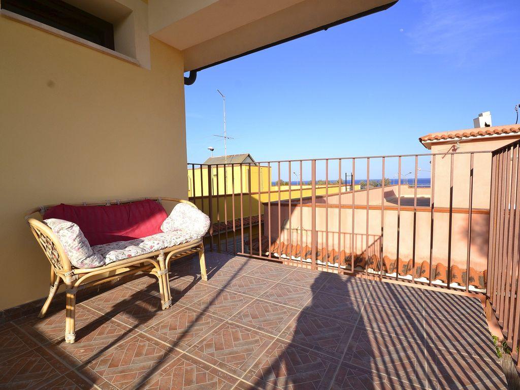 Schöne Ferienwohnung nur 200 Meter vom Meer e Ferienhaus in Italien