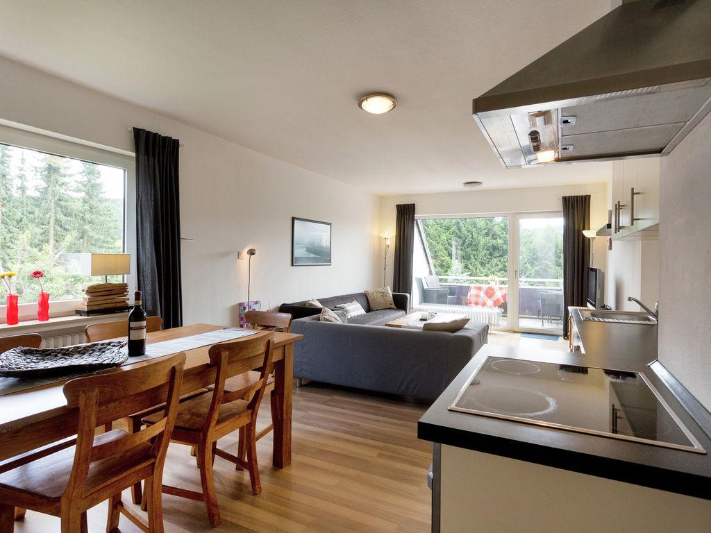 Ferienwohnung Modernes Apartment in der Nähe des Skigebiets in Küstelberg (674696), Medebach, Sauerland, Nordrhein-Westfalen, Deutschland, Bild 4