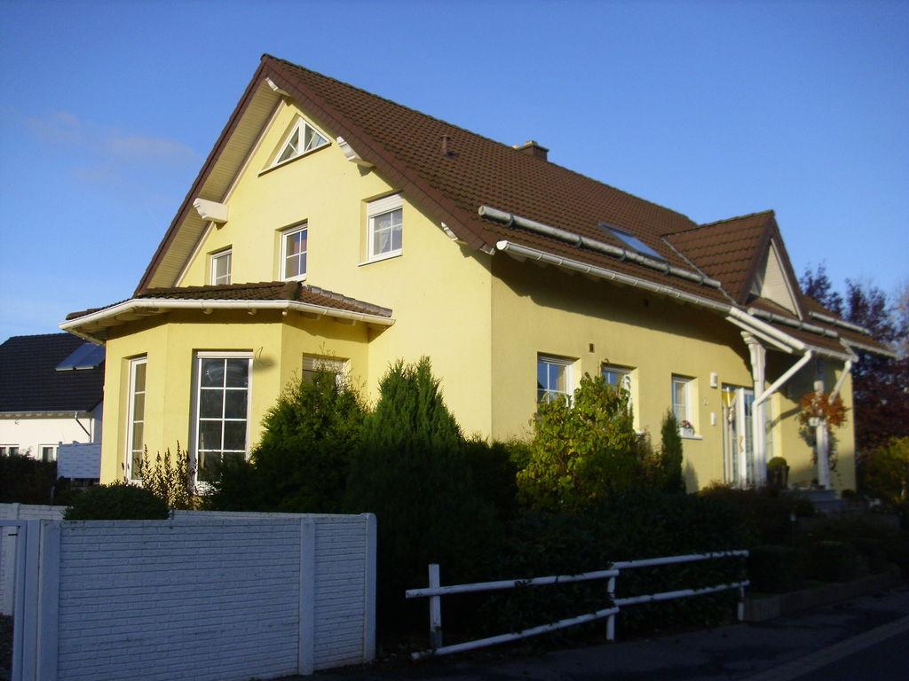 Haus Mühlenbach Ferienwohnung in der Eifel