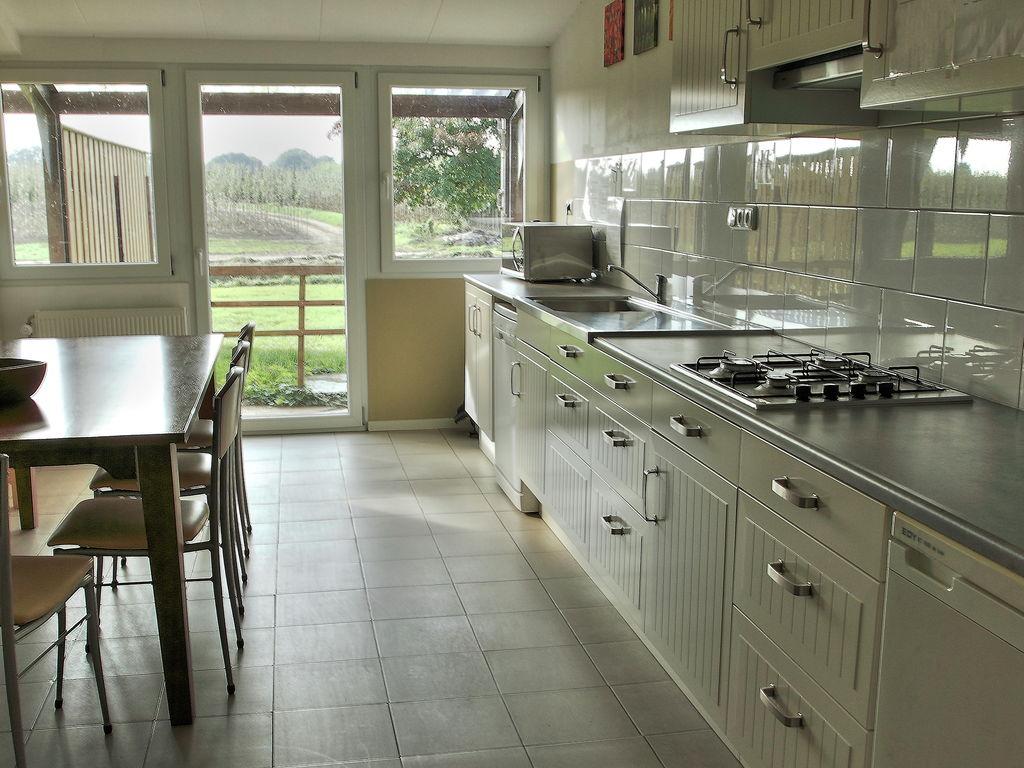 Ferienhaus Doppelhaushälfte mit Geschirrspüler in der Betuwe (671349), Kesteren, Rivierenland, Gelderland, Niederlande, Bild 6