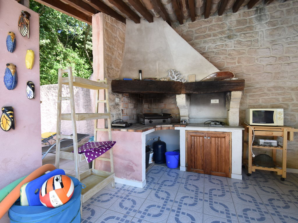 Ferienhaus Can' Mintche (1913803), Bagnols sur Cèze, Gard Binnenland, Languedoc-Roussillon, Frankreich, Bild 33