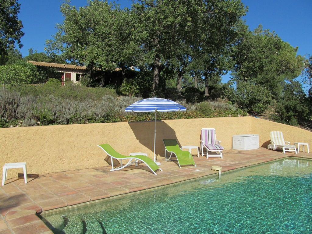 Holiday house Luxuriöse Villa in Le Plan-de-la-Tour mit Swimmingpool (1404662), Sainte Maxime, Côte d'Azur, Provence - Alps - Côte d'Azur, France, picture 6