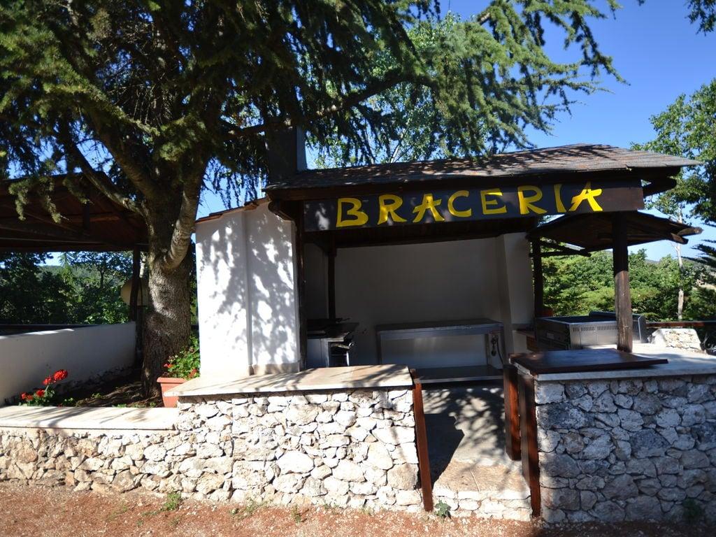 Ferienhaus Kinderfreundliches Ferienhaus in Mattinata mit Swimmingpool (763381), Volturara Appula, Foggia, Apulien, Italien, Bild 36