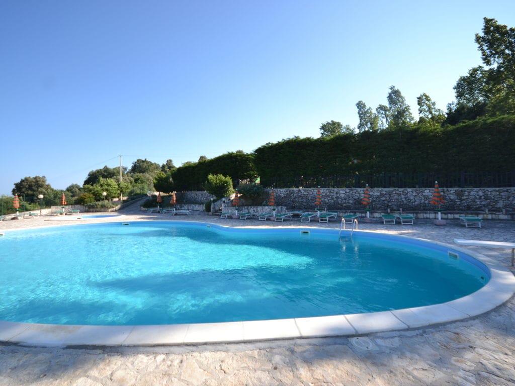 Ferienhaus Kinderfreundliches Ferienhaus in Mattinata mit Swimmingpool (763381), Volturara Appula, Foggia, Apulien, Italien, Bild 11