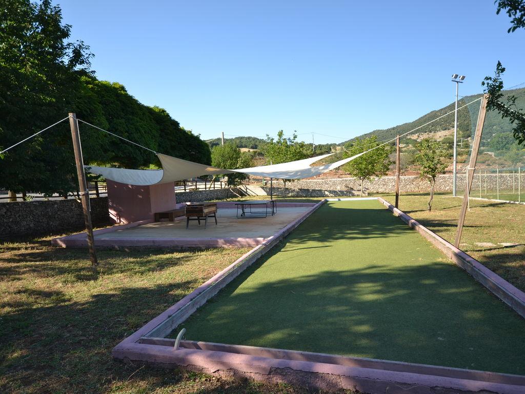 Ferienhaus Kinderfreundliches Ferienhaus in Mattinata mit Swimmingpool (763381), Volturara Appula, Foggia, Apulien, Italien, Bild 25