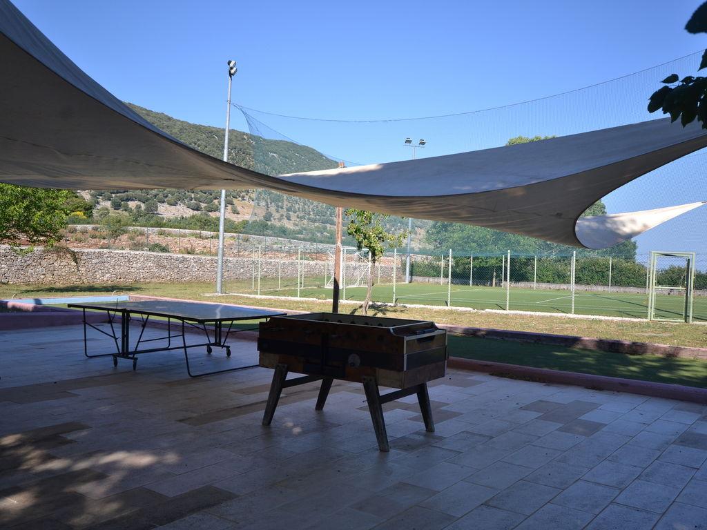 Ferienhaus Kinderfreundliches Ferienhaus in Mattinata mit Swimmingpool (763381), Volturara Appula, Foggia, Apulien, Italien, Bild 27