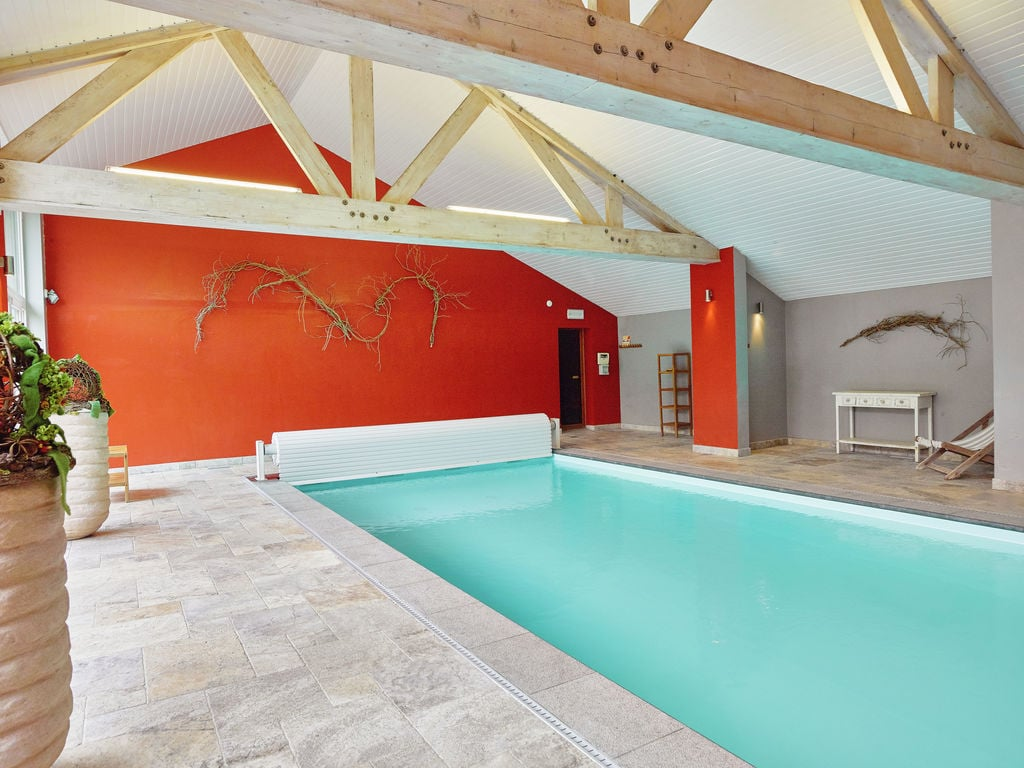 Ferienhaus Luxuriöses Ferienhaus mit Swimmingpool in Trois Ponts (1914228), Trois-Ponts, Lüttich, Wallonien, Belgien, Bild 3
