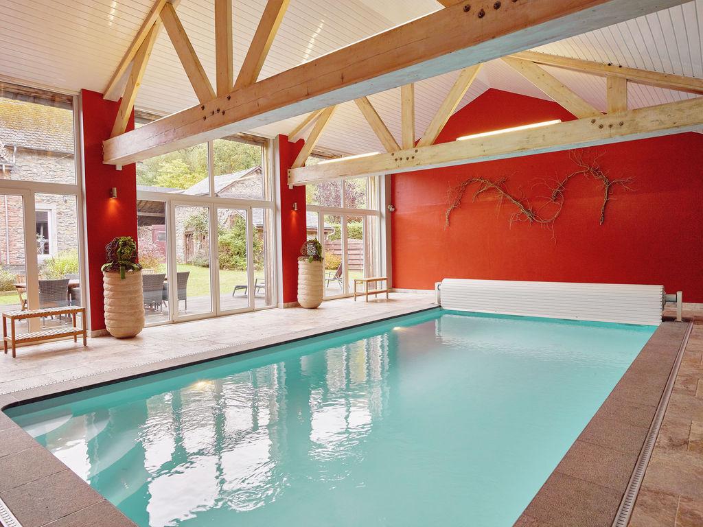 Ferienhaus Luxuriöses Ferienhaus mit Swimmingpool in Trois Ponts (1914228), Trois-Ponts, Lüttich, Wallonien, Belgien, Bild 4