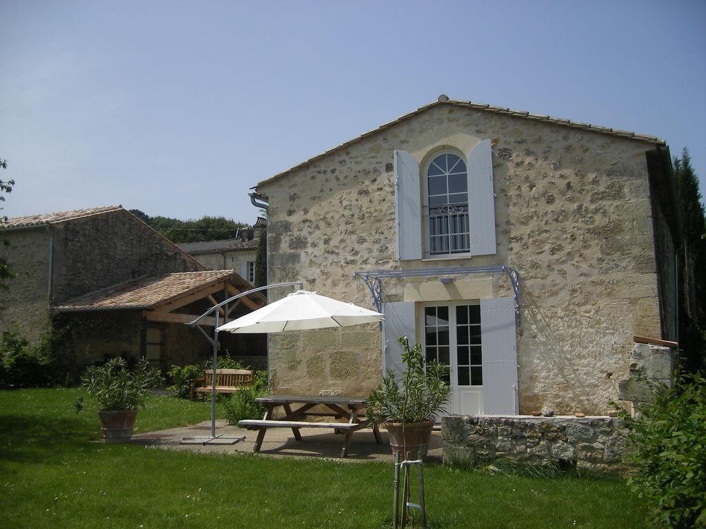 Maison de vacances Maison avec piscine privée dans les vignobles (1404549), Lussac, Gironde, Aquitaine, France, image 35