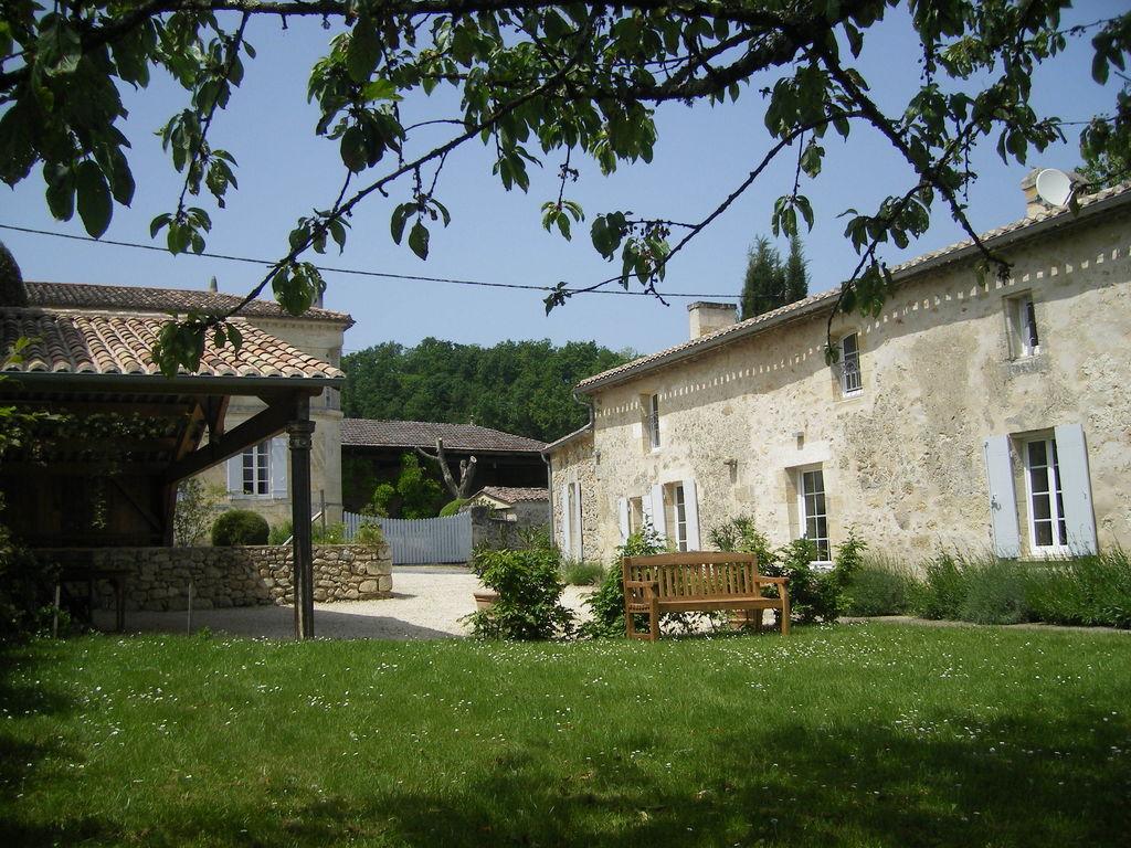 Maison de vacances Maison avec piscine privée dans les vignobles (1404549), Lussac, Gironde, Aquitaine, France, image 34