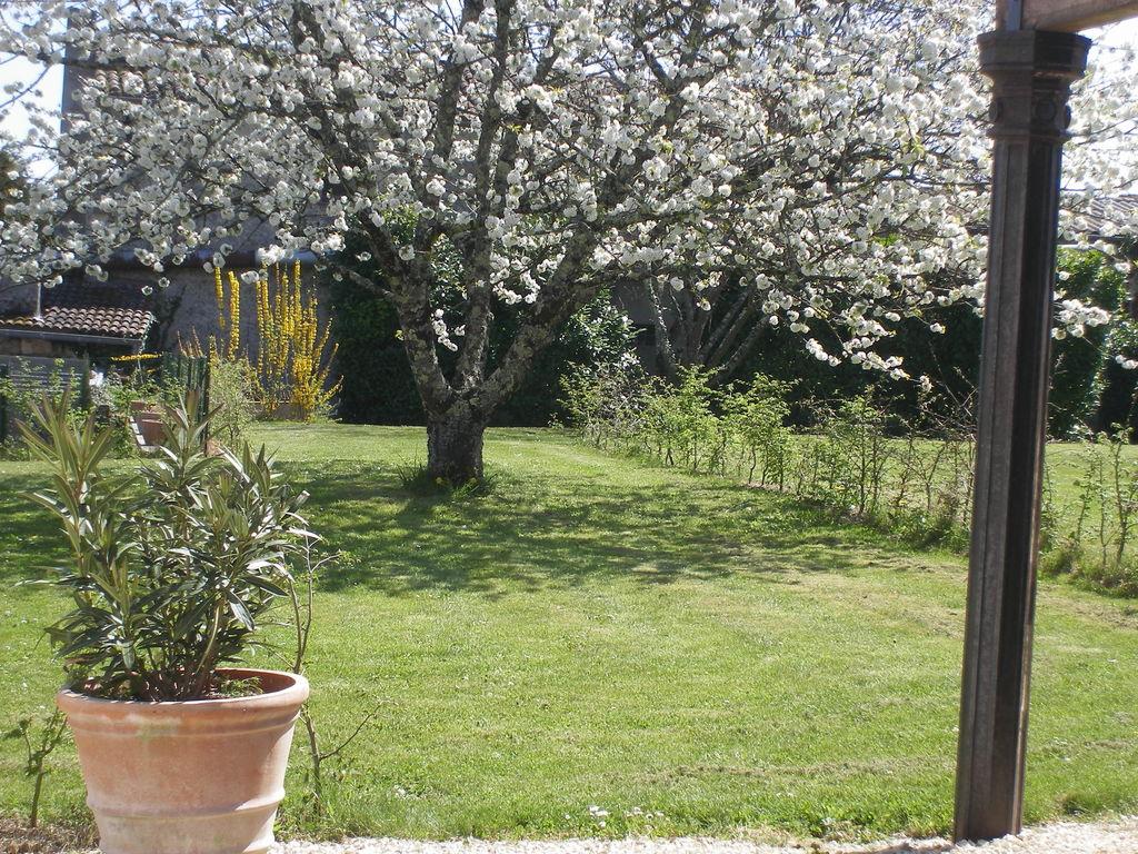 Maison de vacances Maison avec piscine privée dans les vignobles (1404549), Lussac, Gironde, Aquitaine, France, image 22
