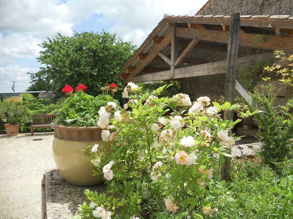 Maison de vacances Maison avec piscine privée dans les vignobles (1404549), Lussac, Gironde, Aquitaine, France, image 32
