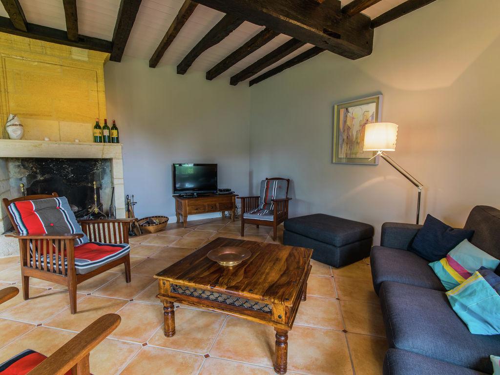 Maison de vacances Maison avec piscine privée dans les vignobles (1404549), Lussac, Gironde, Aquitaine, France, image 5