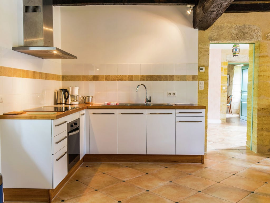 Maison de vacances Maison avec piscine privée dans les vignobles (1404549), Lussac, Gironde, Aquitaine, France, image 8