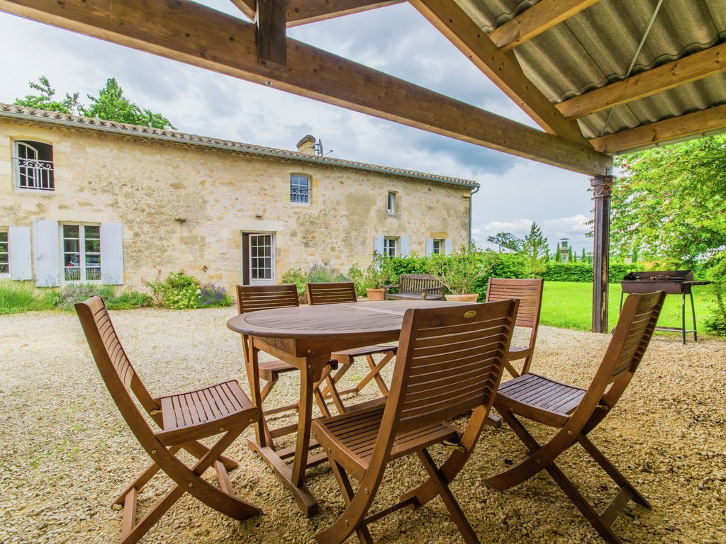 Maison de vacances Maison avec piscine privée dans les vignobles (1404549), Lussac, Gironde, Aquitaine, France, image 21