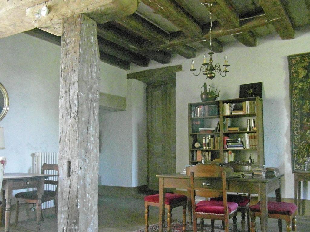 Ferienhaus Schönes Schloss am Fluss in Le Veurdre (1527280), Lurcy Lévis, Allier, Auvergne, Frankreich, Bild 6