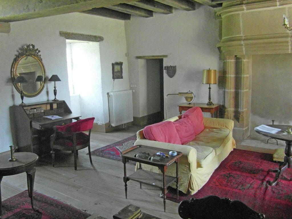 Ferienhaus Schönes Schloss am Fluss in Le Veurdre (1527280), Lurcy Lévis, Allier, Auvergne, Frankreich, Bild 4