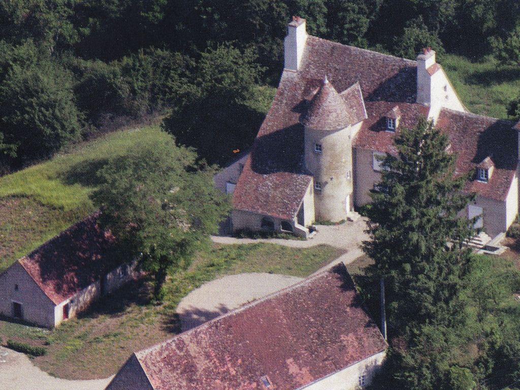 Ferienhaus Schönes Schloss am Fluss in Le Veurdre (1527280), Lurcy Lévis, Allier, Auvergne, Frankreich, Bild 32