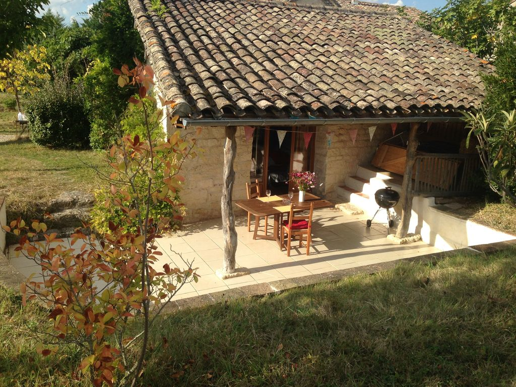Ferienhaus Tolles Cottage mit Swimmingpool in Fayssac, Frankreich (1408433), Marssac sur Tarn, Tarn, Midi-Pyrénées, Frankreich, Bild 4