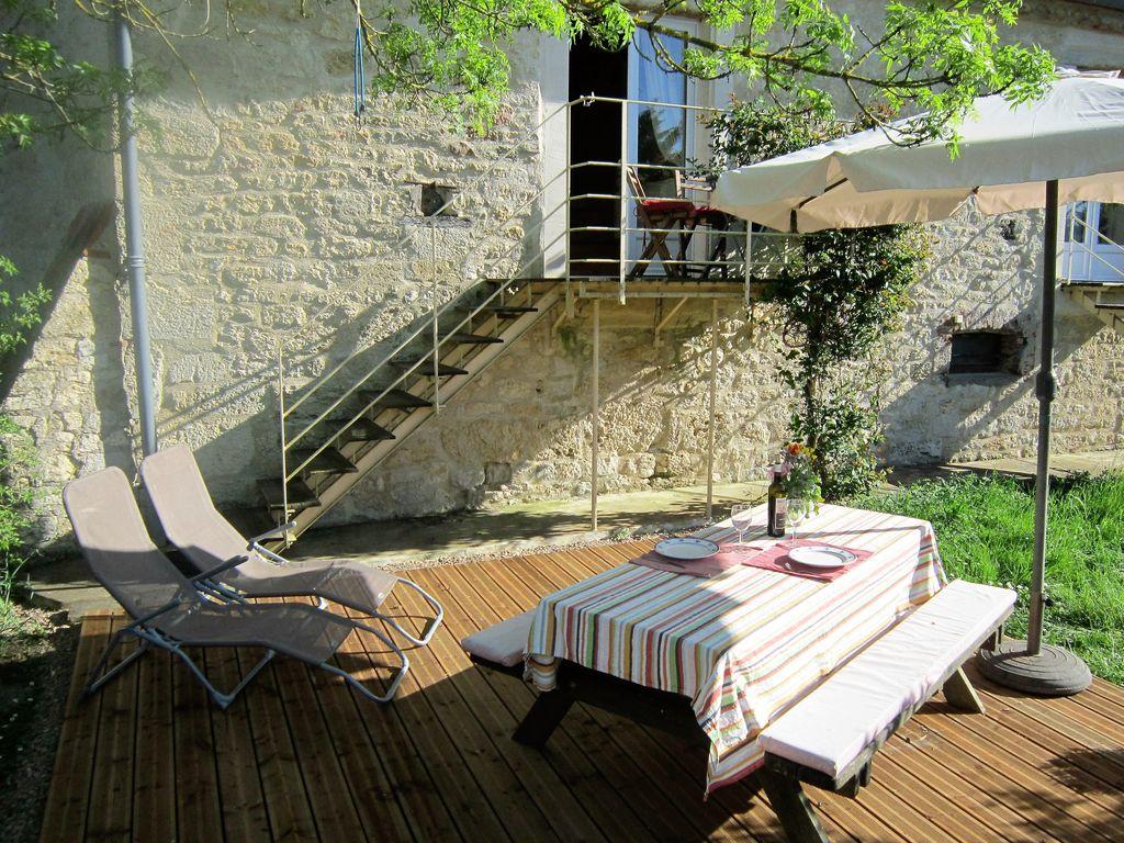 Ferienhaus Geräumiges Cottage in Fayssac, Frankreich mit Pool (1408434), Marssac sur Tarn, Tarn, Midi-Pyrénées, Frankreich, Bild 7