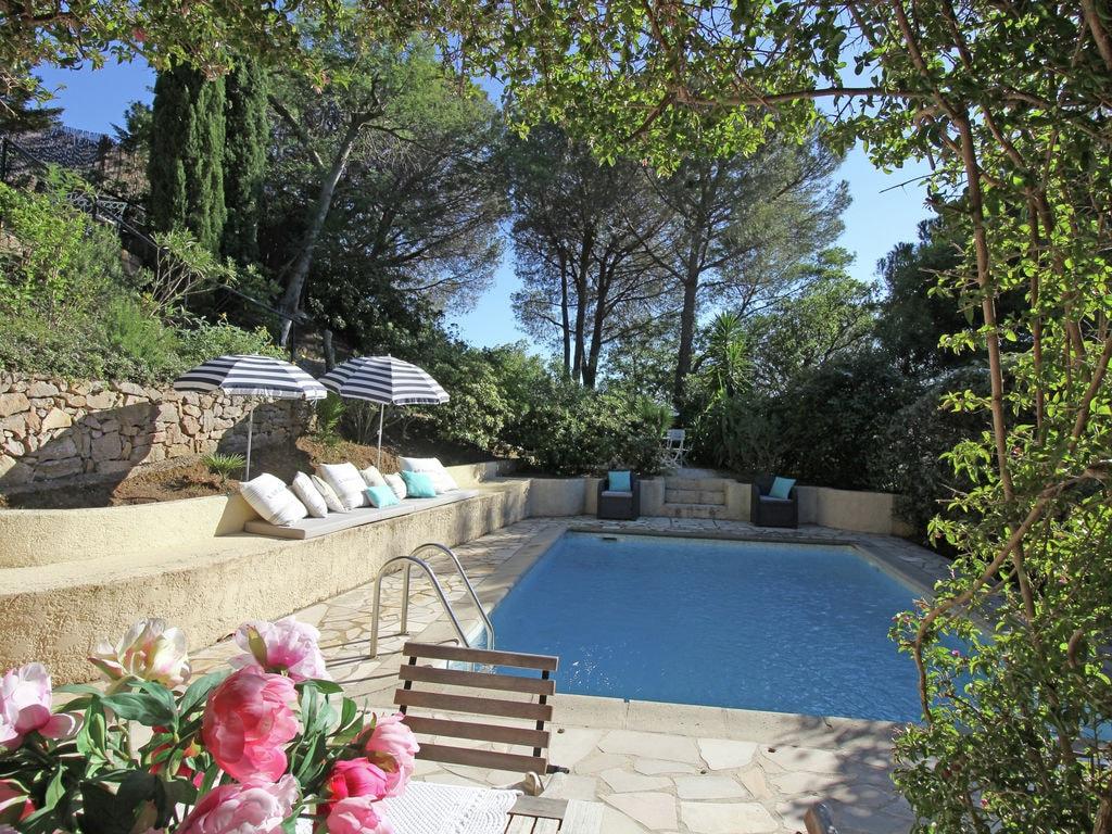 Ferienhaus Antje la Sauvageonne (1404735), La Croix Valmer, Côte d'Azur, Provence - Alpen - Côte d'Azur, Frankreich, Bild 16