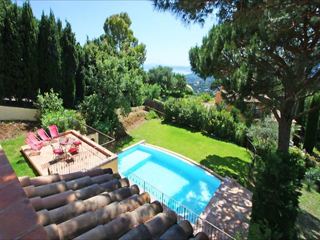 Ferienhaus Modernes Ferienhaus mit privatem Pool in La Croix-Valmer (1404554), La Croix Valmer, Côte d'Azur, Provence - Alpen - Côte d'Azur, Frankreich, Bild 19