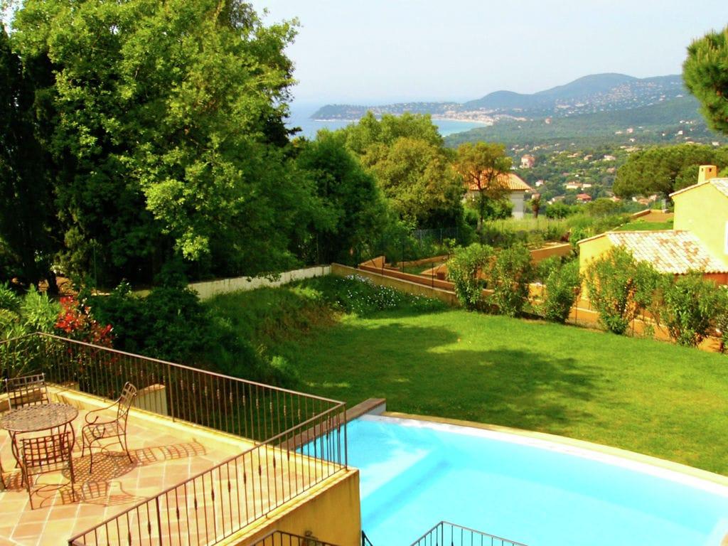 Ferienhaus Modernes Ferienhaus mit privatem Pool in La Croix-Valmer (1404554), La Croix Valmer, Côte d'Azur, Provence - Alpen - Côte d'Azur, Frankreich, Bild 8