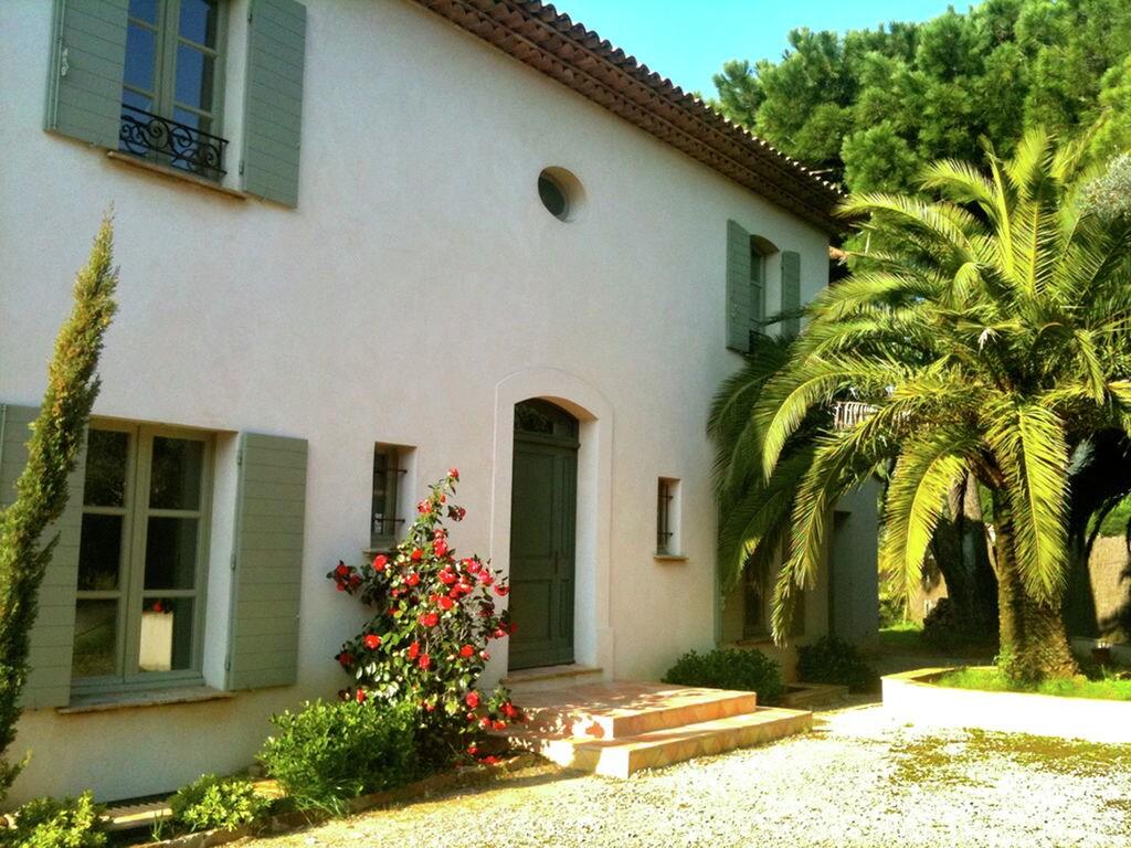 Ferienhaus Villa Fleur Rouge (1484588), La Croix Valmer, Côte d'Azur, Provence - Alpen - Côte d'Azur, Frankreich, Bild 2