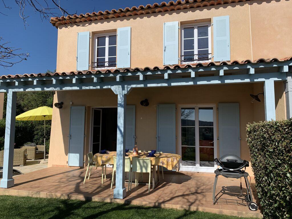 Ferienhaus Luxuriöses Ferienhaus in Les Issambres mit Swimmingpool (1914144), Les Issambres, Côte d'Azur, Provence - Alpen - Côte d'Azur, Frankreich, Bild 4